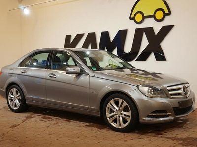 käytetty Mercedes C250 CDI BE 4Matic A Premium Business **HYVILLÄ VARUSTEILLA**