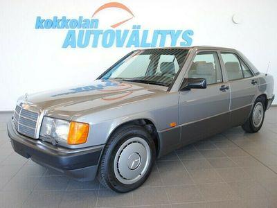 käytetty Mercedes 190 1.8 Automatic