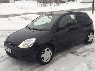 käytetty Ford Fiesta Van