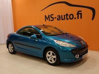käytetty Peugeot 207 CC 120 1.6 Platinum #Hieno avo pösö