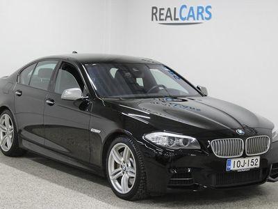 käytetty BMW M550 d