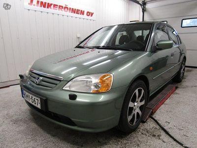käytetty Honda Civic 1.6i LS 4d