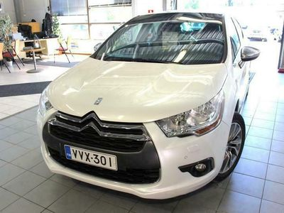 käytetty Citroën DS4 VTi 120 So Chic RAHOITUS 100% ALK.104€/KK