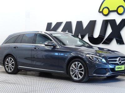 käytetty Mercedes C350e T A Edition Exclusive