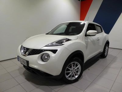 käytetty Nissan Juke DIG-T 115 N-Connecta Part leather 2WD