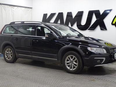 käytetty Volvo XC70 D4 AWD Momentum aut// on call//Adaptiivi Vakkari//Blis//Pa-lämmitin Kellolla//Koukku//uudet kuvat pesun jälkeen//