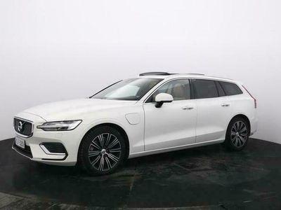 käytetty Volvo V60 T8 AWD Inscription aut | Rahoitustarjous 2,9 % + kulut