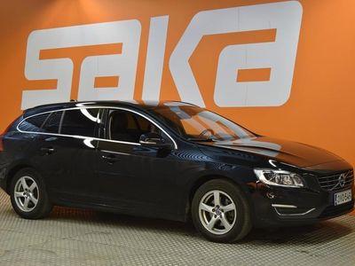 käytetty Volvo V60 D4 Business aut 140kW High-Tech ** Suomiauto / Webasto / Virtuaalimittaristo / Navi / Koukku / VOC *