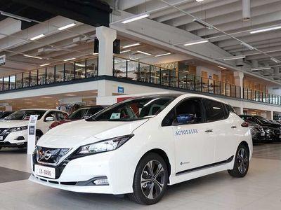 käytetty Nissan Leaf BUSINESS 360 40 KWH 2-TONE FI.