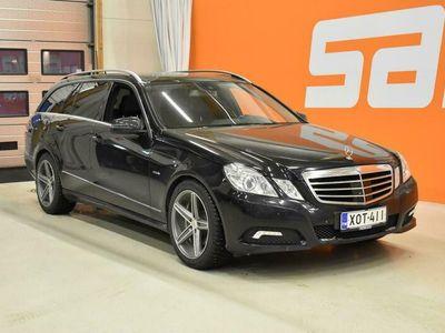 käytetty Mercedes E350 CDI BE T A Eber / Panoraama /