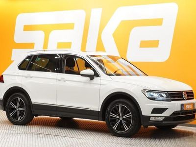 käytetty VW Tiguan Highline 2,0 TSI 132 kW (180 hv) 4MOTION ** Digimittaristo / Panorama / Adapt.cruise **