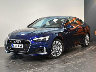 käytetty Audi A5 Sportback Business Advanced 40 TFSI 150 kW quattro S tronic **Heti ajoon**