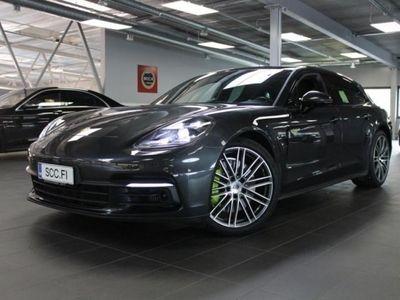 käytetty Porsche Panamera