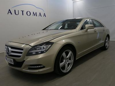 käytetty Mercedes CLS350 CDI BE 4Matic