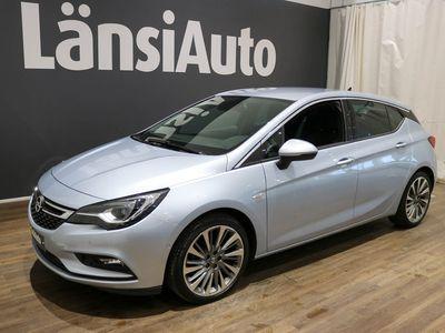 käytetty Opel Astra 5-ov Innovation 1,4 Turbo ecoFLEX Start/Stop 110kW MT6** Peruutuskamera-IntelliLux LED Matrix -ajovalot-Navi IntelliLink ** **** LänsiAuto Safe -sopimus hintaan 590e ****