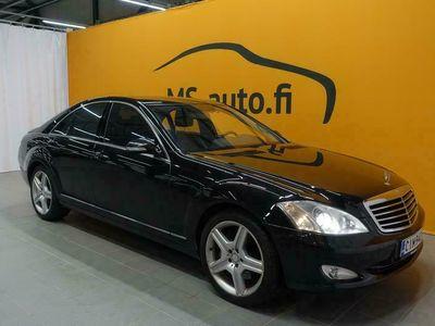 käytetty Mercedes S500 S4MATIC Sedan