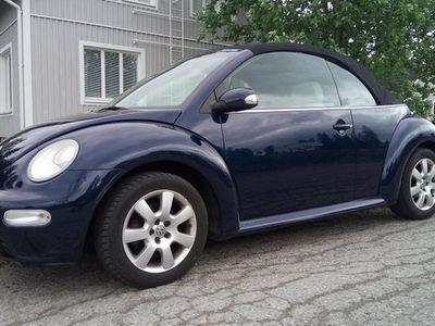 gebraucht VW Beetle new1.6 cabrio