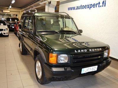 käytetty Land Rover Discovery 2,5 Td5 ES Automaatti