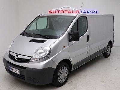 käytetty Opel Vivaro Van L2H1 2,0 CDTI Euro 4 **Rahoituskorko 1,49 % + kulut **