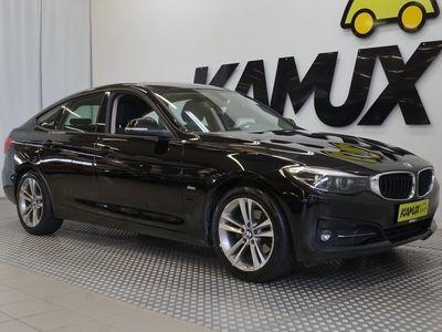 käytetty BMW 320 Gran Turismo Gran Turismo F34 320d A xDrive Edition Sport / Neliveto / LED - Ajovalot / Koukku / Sport-penkit!