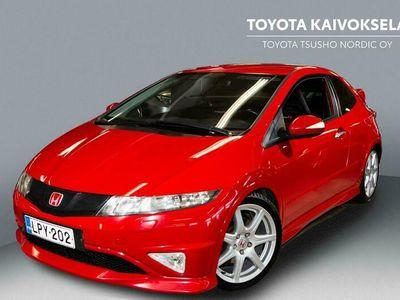 käytetty Honda Civic Type R ** Suomi-auto / Kuntotarkastettu **