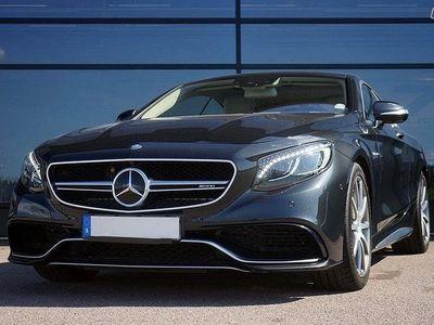 käytetty Mercedes S63 AMG AMG