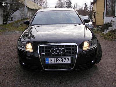 käytetty Audi A6 3,2 Quatro