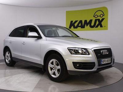käytetty Audi Q5 2,0 TDI quattro S tronic Business / Suomi-Auto / Vetokoukku / Lohkolämmitin ja sisäp. / Sport penkit /