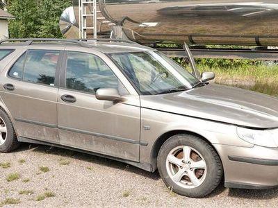 käytetty Saab 9-5 linear -03 varaosiksi