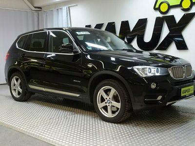 käytetty BMW X3 F25 xDrive20i A Business / Neliveto / HUD / Bi-Xenon / Bt-audio /