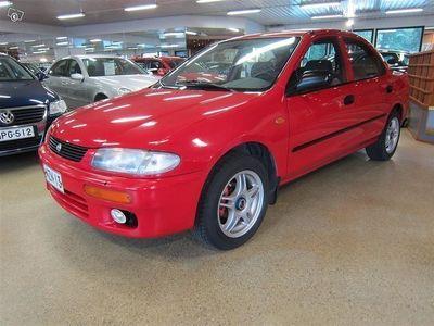gebraucht Mazda 323 Familia 1,5i GLX 4d -96