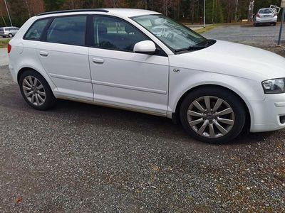käytetty Audi A3 Sportback 1.6 Ambition