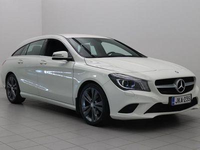 käytetty Mercedes CLA180 Shooting Brake Premium Business
