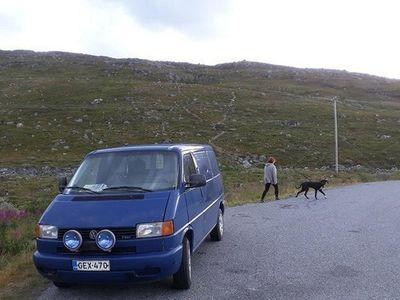 käytetty VW Transporter t4