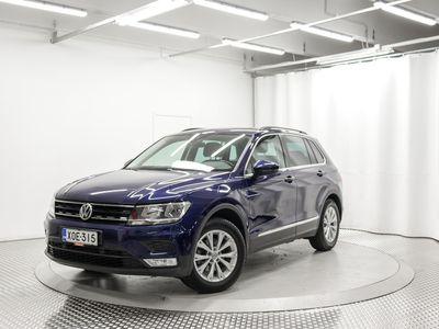 käytetty VW Tiguan Comfortline 1,4 TSI ACT 110 kW (150 hv) DSG-automaatti - Vetokoukku, Polttoainekäyttöinen lisälämmitin, Vakinopeudensäädin, Merkkihuollettu