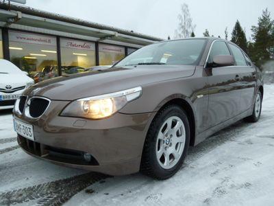 käytetty BMW 520 i 4D SEDAN AUTOMATIC