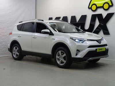 käytetty Toyota RAV4 2,5 Hybrid AWD Style / Tulossa myyntiin /