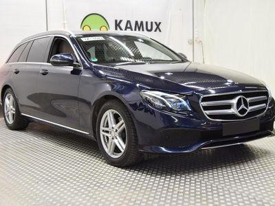 käytetty Mercedes E220 194hv A Premium Business Avantgarde **WIDESCREEN**NAVI**LED AJOVALOT**