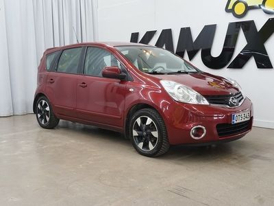 käytetty Nissan Note 1,4 Select Edition 5 M/T MY11