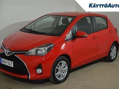 käytetty Toyota Yaris 1,33 Dual VVT-i Active Edition 5ov Multidrive S