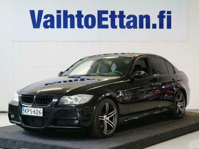 käytetty BMW 325 dA E90 Sedan M-Sport, HIENOKUNTOINEN!