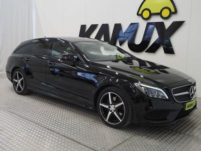 käytetty Mercedes CLS220 Shooting Brake BlueTec / AMG Style/ LED / BT / NAHAT /