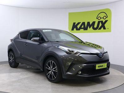 käytetty Toyota C-HR 1,8 Hybrid Style // Pysäköintiavustin / Adapt.Cruise / Led-ajovalot //