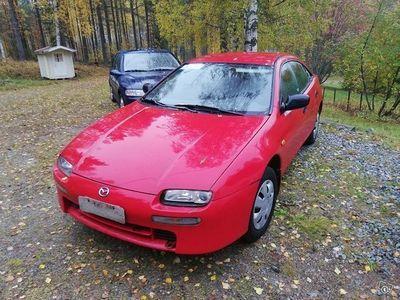 käytetty Mazda 323 forte