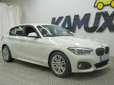 käytetty BMW 116 116 F20 Hatchback d Business M Sport / LED / Sport penkit / Vakkari