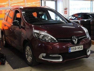 käytetty Renault Grand Scénic Energy dCi 110 S&S Limited ** Suomiauto / P-Tutka / Koukku / Lohkolämm. / Navi **