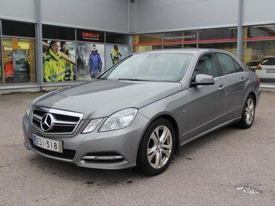 käytetty Mercedes E350 CDI BE A AVANTGARDE