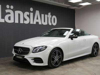 käytetty Mercedes A200 ECabriolet AMG **Näyttävä, Nahat, Navi, LED-ajovalot, Sport-istuimet** **** Min 1500e takuuhyvitys TAI LänsiAuto Safe 0e ****