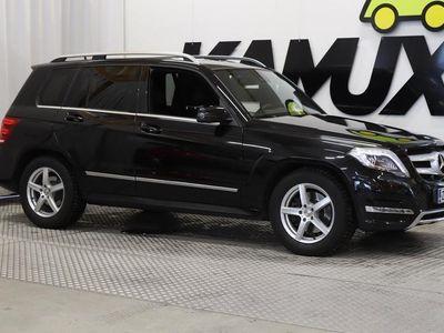 käytetty Mercedes GLK220 CDI BE 4Matic A AMG // ILMAINEN KOTIINTOIMITUS // Navigointi // Nahka-alcantara sisusta //