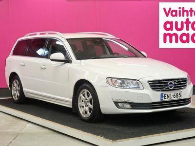 käytetty Volvo V70 D4 Classic Business Aut. #Webasto #Tutka #Sähköpenkki #Nahat